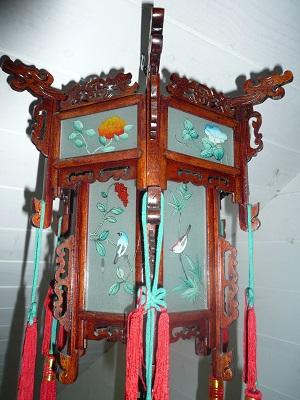 Lampe Ancienne Chinoise Korea Cute